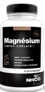 magnesium haute qualité, bisglyciante NHCO